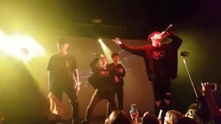 24K Live In Germany [Bingo remix] fancam