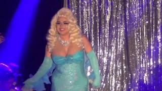 "Jaymes Mansfield: ""Then He Kissed Me"" @ Showgirls!"