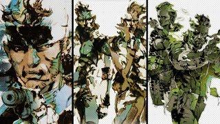 Metal Gear Solid | Main Theme Mashup