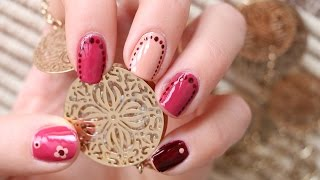 NailArt Tutorial per l'autunno con FABY NAILS