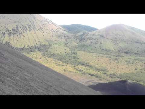 Volcán Cerro Negro, Nicaragua!