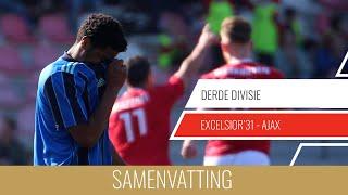 Screenshot van video Samenvatting Excelsior'31 - Ajax