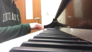 1st group major scales right hand