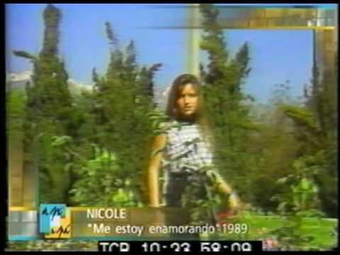 Tal Vez Me Estoy Enamorando de Nicole Letra y Video