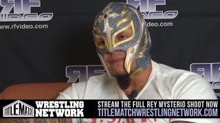 Rey Mysterio - When Juventud Guerrera & Psicosis Went to WWE