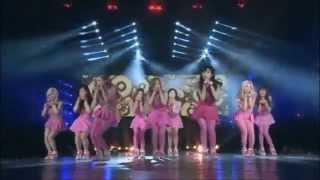 SNSD(少女時代) - Dancing Queen (歌詞&訳)