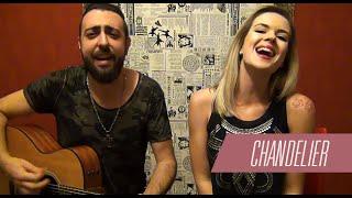 Chandelier | Sia | Cover Carina Mennitto Part. Jucka Malatesta