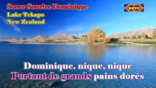 Soeur Sourire Dominique - Karaoke