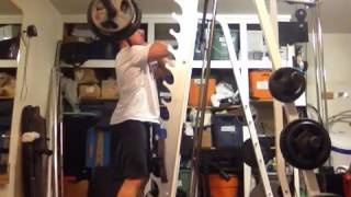 The perfect Front Squat