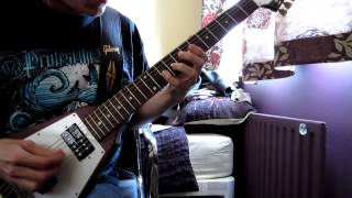 Blasteroid [Mastodon] Guitar Cover
