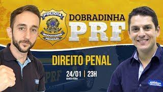 Dobradinha de Direito Penal - Prof. Evandro Guedes e Rodrigo Gomes - AO VIVO - AlfaCon