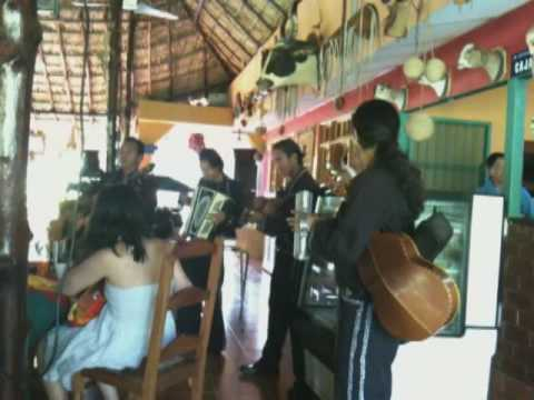 Mariachi band in Nicaragua