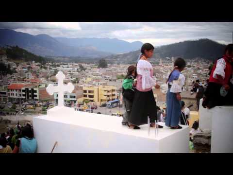 Day of the Dead in Otavalo – Ecuador -Indigenous Cemetery