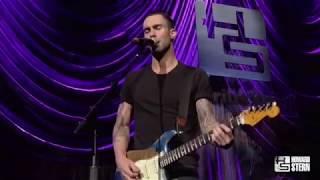 Adam Levine Performs