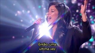 Lauren Murray - One Last Time (Live Show 3 Performance - The X Factor UK 2015) - [Legendado - PT/BR]