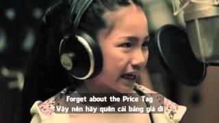 "[Lyrics + Vietsub] ""Price Tag"" - Jessie J Cover By Crystal Lee"