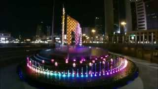 Grand Effects Fire and Water Showcase - El Safat, Kuwait