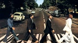 The beatles - Something only bass and drums