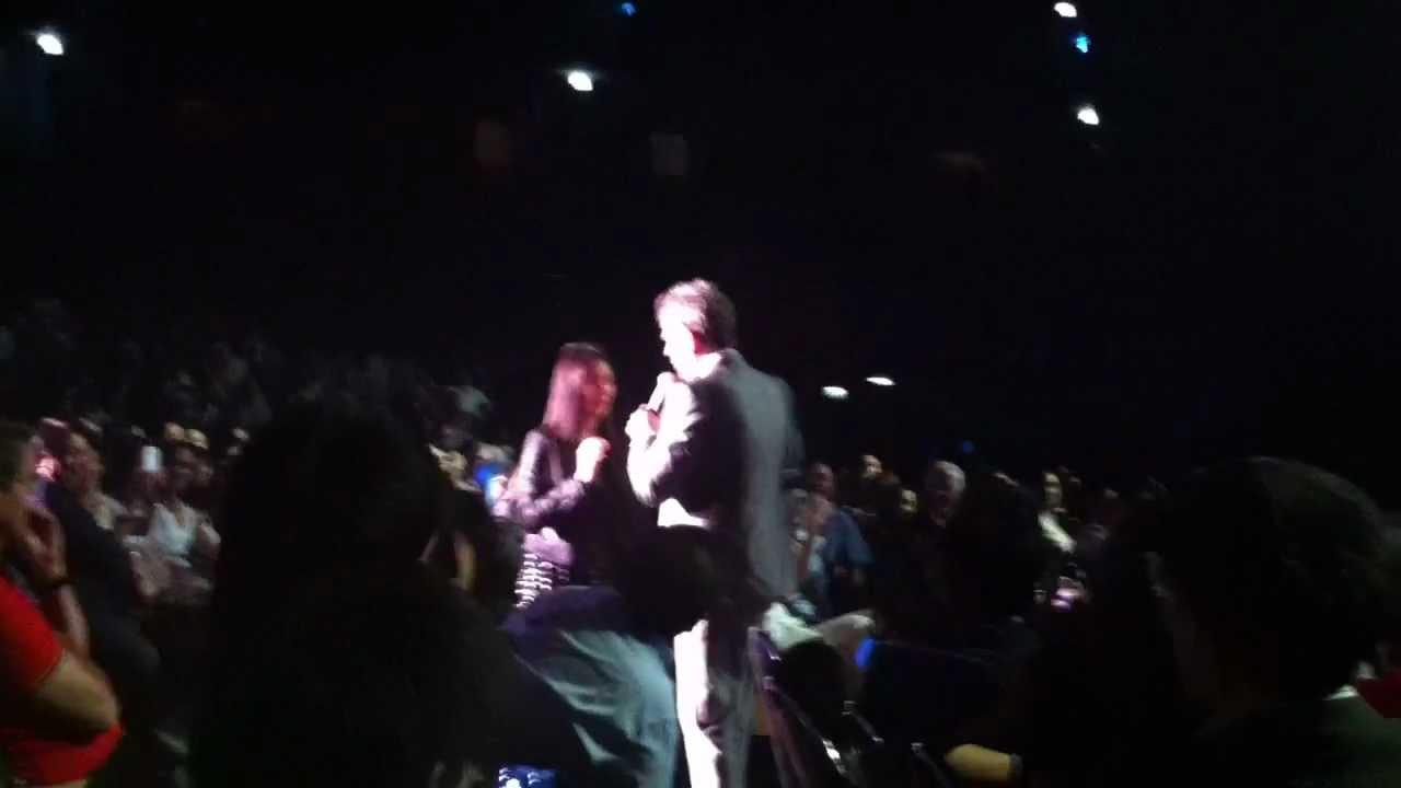 David Foster & Myra ไมร่า Concert Hit Man : David Foster and Friends Live in Bangkok 2012