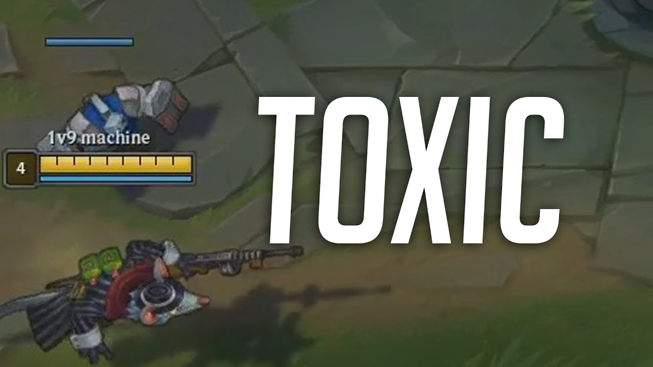 RATIRL - TOXIC BUT NORMAL GAME IN EUW