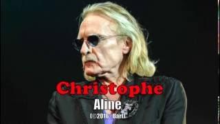 Christophe - Aline (Karaoke)