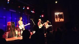 "Josh Rouse - ""Summertime"" at the World Cafe Live in Philadelphia, 4/26/2013"