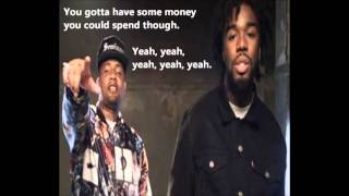 Philthy Rich - Make A Living (ft. Iamsu) [Lyrics]