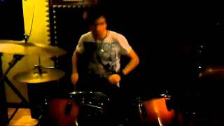 The Rock Show Drums Cover (Blink 182) - Dom P.