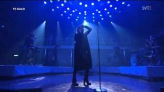 Lykke Li - I Follow Rivers (Live P3 Guld 2011)