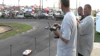 1/4 scale R/C racing at R/Car in Indianapolis, IN