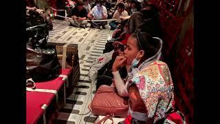 ACQUAFORMOSA(CS): FAMIGLIA AFGHANE IN FUGA DA KABUL