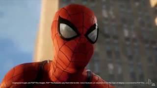 Black Spider-Man PS4 (Logic - Black Spider-Man Edit)