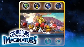 Create Your Own Tech Skylander | Skylanders Imaginators | Skylanders