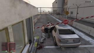Grand Theft Auto Cop Fail Funny
