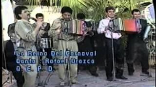 ♫ La reina del carnaval(En vivo) Binomio de Oro ~Rafael Orozco~