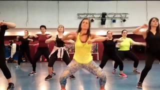 despacito daddy yankee luis fonsi zumba choreography  by tal naim
