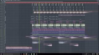 Martin Garrix - Scared To Be Lonely ft. Dua Lipa (FLStudio Remake)