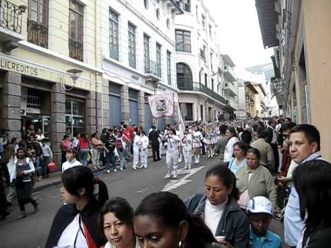 Parades in Quito IV