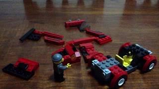 Lego city 60007 stop motion