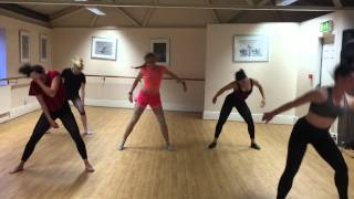 Undiscovered-fifty shades of grey choreography