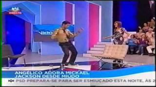 Angélico Vieira @ Vida Nova (Dança Michael Jackson)