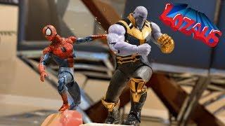 Amazing Spider Man Stop Motion Movie Vol 1