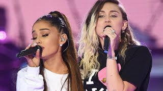 Ariana Grande's TOUCHING Duet with Miley Cyrus | 'One Love Manchester' Benefit Concert Best Moments