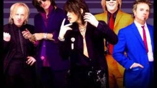 Aerosmith Let The Music Do The Talking (with lyrics)