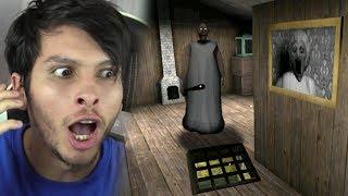 DESCUBRO UN PASADIZO SECRETO Y NUEVA HABITACIÓN OCULTA !! - Granny (Horror Game)