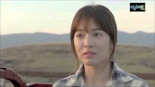 Descendants Of The Sun behind the scene Song Joong Ki and Song Hye Kyo eng sub width=