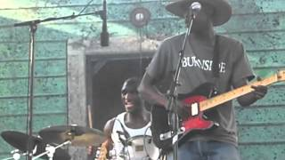 Poor Black Mattie-Cedric Burnside Project (Waterfront Blues Festival, Portland, OR-7/8/12)