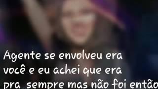 Letra Sofia Oliveira Você foi moleque!