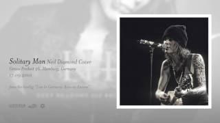 Ville Valo (HIM) - Solitary Man (Acoustic Neil Diamond Cover) [Hamburg, Sep. 17]