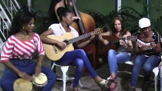 MORENA SON - Santiago de Cuba - avril 2015